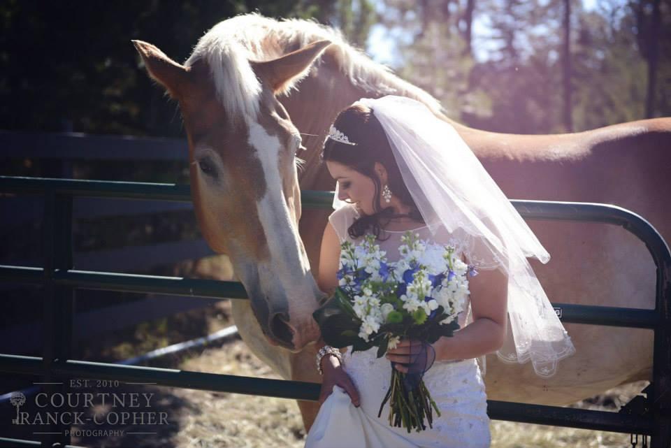 RockingKRanchGallery-WeddingVenueHorseBrideCountrySunset